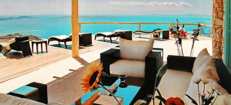 Hotel Zinas Villas: Dormitorio 8 Pax MYKONOS
