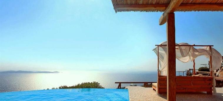 Hotel Zinas Villas: Interno MYKONOS