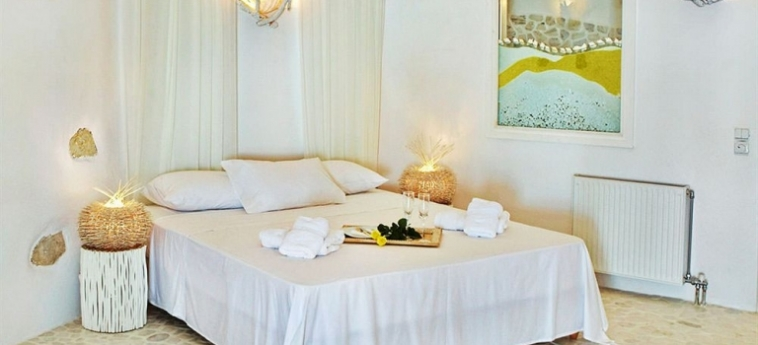 Hotel Zinas Villas: Sauna MYKONOS