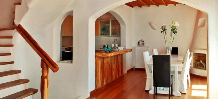 Hotel Zinas Villas: Appartement MYKONOS