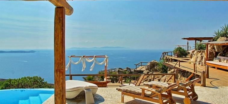Hotel Zinas Villas: Chalet MYKONOS