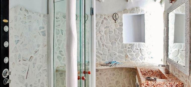 Hotel Zinas Villas: Chambre Double MYKONOS