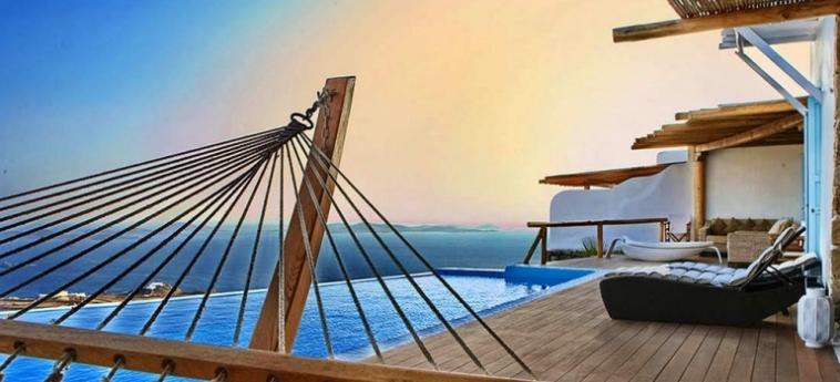 Hotel Zinas Villas: Chambre Supérieure MYKONOS
