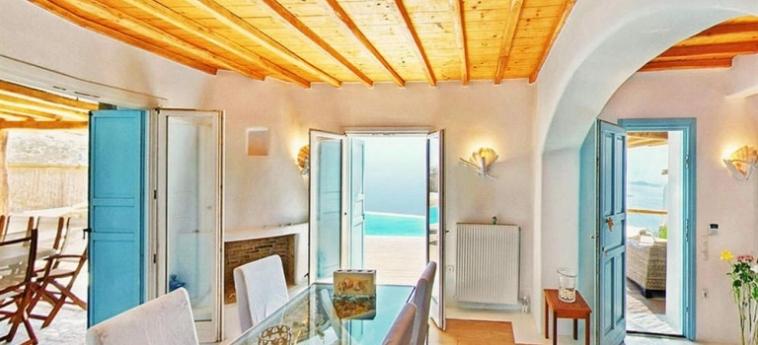 Hotel Zinas Villas: Chambre MYKONOS