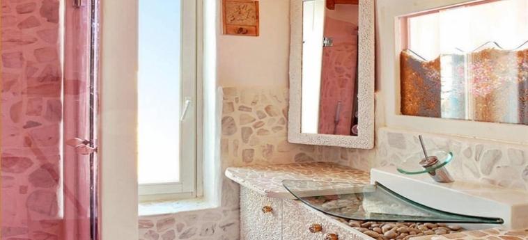 Hotel Zinas Villas: Garage MYKONOS