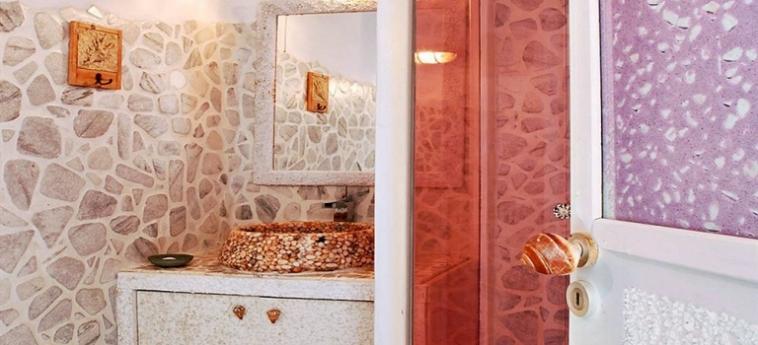 Hotel Zinas Villas: Piscine Découverte MYKONOS