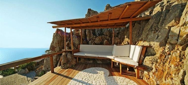 Hotel Zinas Villas: Promenade MYKONOS