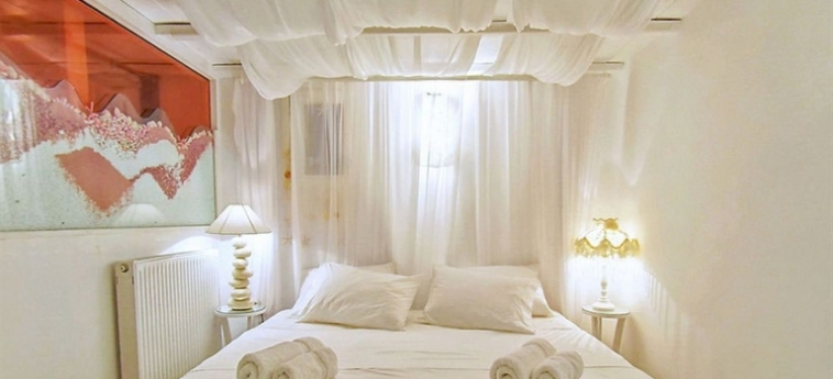 Hotel Zinas Villas: Salle de Jeux MYKONOS