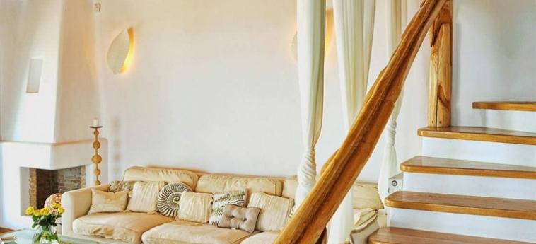 Hotel Zinas Villas: Signature Lake Side Room MYKONOS