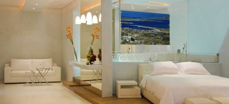 Saint John Hotel Villas & Spa: Chambre executive MYKONOS