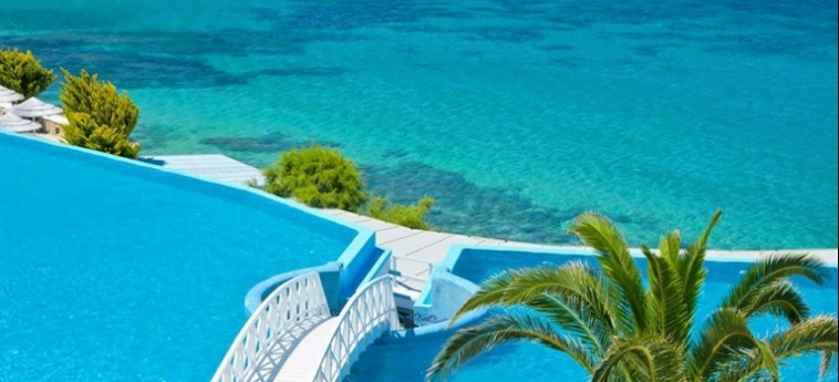 Saint John Hotel Villas & Spa: Swimming Pool MYKONOS