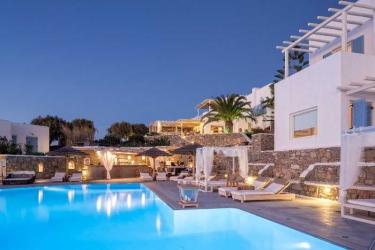 Hotel Vencia: Außen MYKONOS