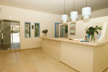 Hotel Vencia: Lobby MYKONOS