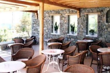 Hotel Vencia: Restaurant MYKONOS