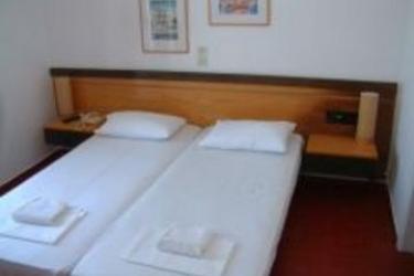 Hotel Vencia: Schlafzimmer MYKONOS
