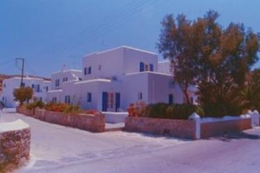 Anemos Studios & Apartments: Esterno MYKONOS