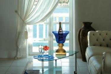 Hotel Kivotos Mykonos: Camera Junior Suite MYKONOS