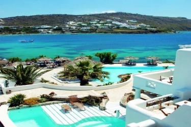 Hotel Kivotos Mykonos: Esterno MYKONOS