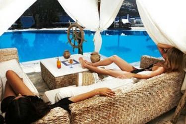 Hotel Kivotos Mykonos: Piscina Esterna MYKONOS
