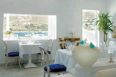 Hotel Kivotos Mykonos: Ristorante MYKONOS