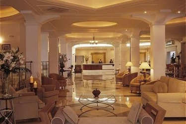 Hotel Royal Myconian Resort & Thalasso Spa Center: Lobby MYKONOS