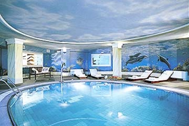 Hotel Royal Myconian Resort & Thalasso Spa Center: Spa MYKONOS
