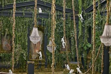 Hotel Royal Myconian Resort & Thalasso Spa Center: Lobby MYKONOS