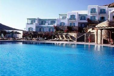 Hotel Royal Myconian Resort & Thalasso Spa Center: Außen MYKONOS