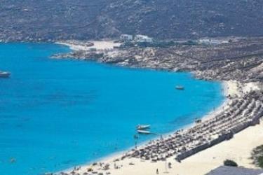 Hotel Royal Myconian Resort & Thalasso Spa Center: Beach MYKONOS