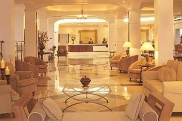 Hotel Royal Myconian Resort & Thalasso Spa Center: Lounge MYKONOS