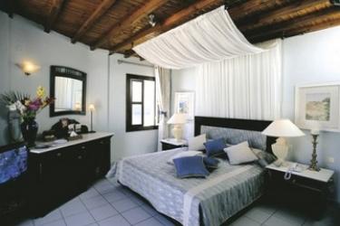 Hotel Petinos Beach: Chambre de Luxe MYKONOS