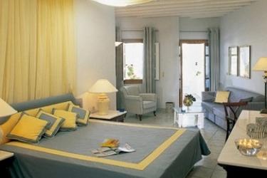 Hotel Petinos Beach: Chambre junior Suite  MYKONOS