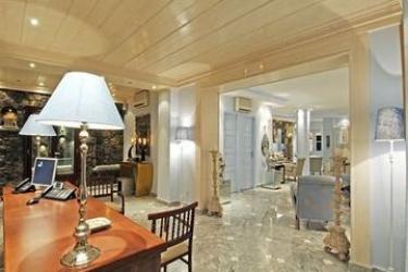 Hotel Petinos Beach: Lobby MYKONOS