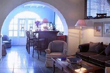 Hotel Petinos Beach: Lounge Bar MYKONOS