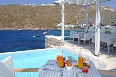 Hotel Petinos Beach: Restaurant MYKONOS