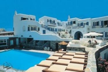 Hotel Petinos Beach: Swimming Pool MYKONOS