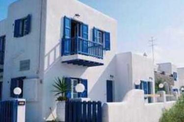Filoxenia Apartments: Extérieur MYKONOS