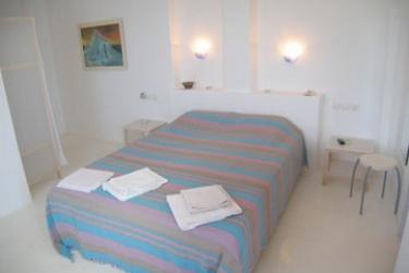 Hotel Villa Margarita: Schlafzimmer MYKONOS