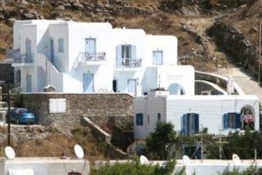 Hotel Villa Nireas: Extérieur MYKONOS