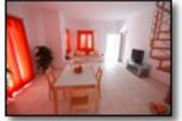 Hotel Villa Nireas: Living Room MYKONOS