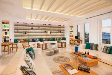 Mykonos Grand Hotel & Resort: Attività Offerte MYKONOS