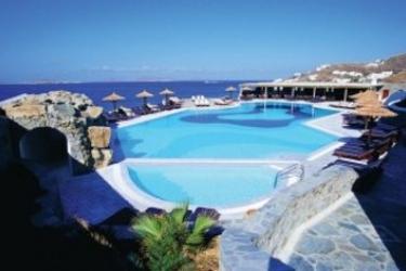 Mykonos Grand Hotel & Resort: Piscina MYKONOS