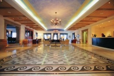 Mykonos Grand Hotel & Resort: Reception MYKONOS