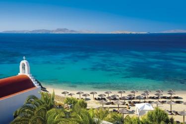 Mykonos Grand Hotel & Resort: Außen MYKONOS