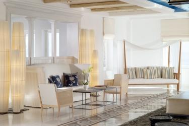 Mykonos Grand Hotel & Resort: Lobby MYKONOS