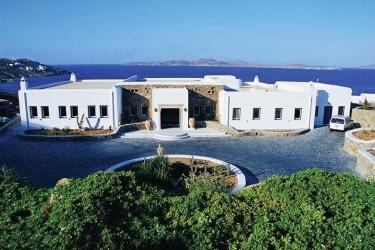 Mykonos Grand Hotel & Resort: Exterior MYKONOS