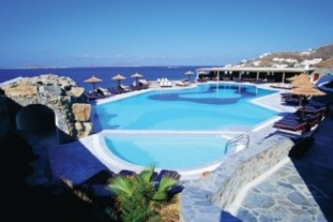 Mykonos Grand Hotel & Resort: Swimming Pool MYKONOS