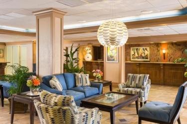 Hotel Westgate Myrtle Beach: Lobby MYRTLE BEACH (SC)