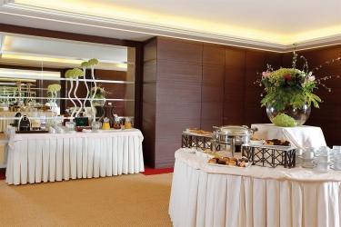Hotel Mzaar Intercontinental Resort: Banquet Room MZAAR KFARDEBIAN