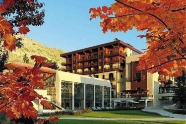 Hotel Mzaar Intercontinental Resort: Exterior MZAAR KFARDEBIAN